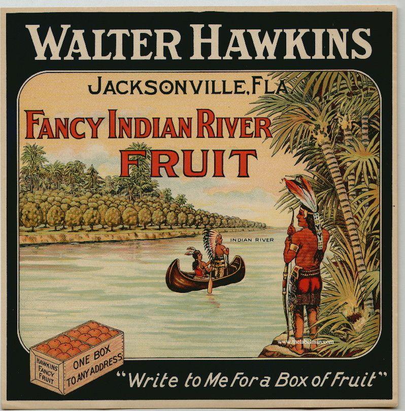 Walter Hawkins Jackonsville, Florida Fancy Indian River