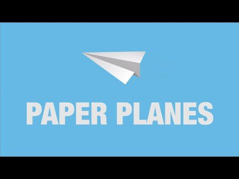Paper planes. After effects tutorials