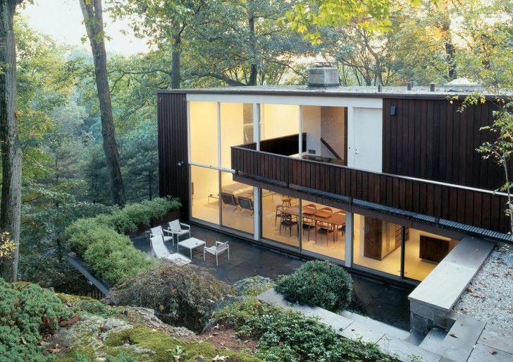 Mid Century Modern House Renovation By Bassamfellows A