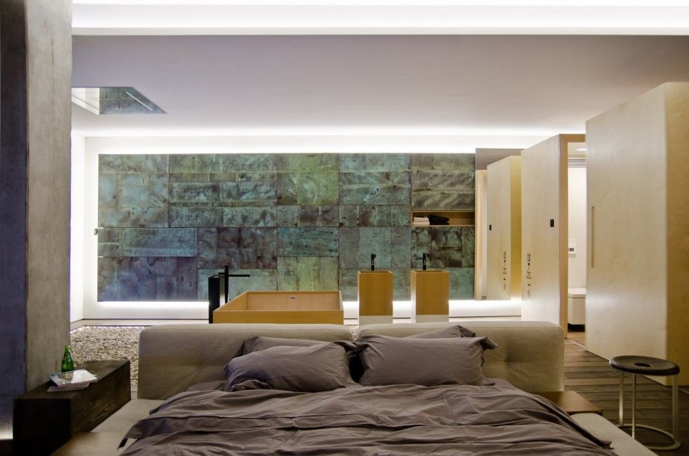 Loft Apartment / 2b Group   Lofts, Apartments and Interiors
