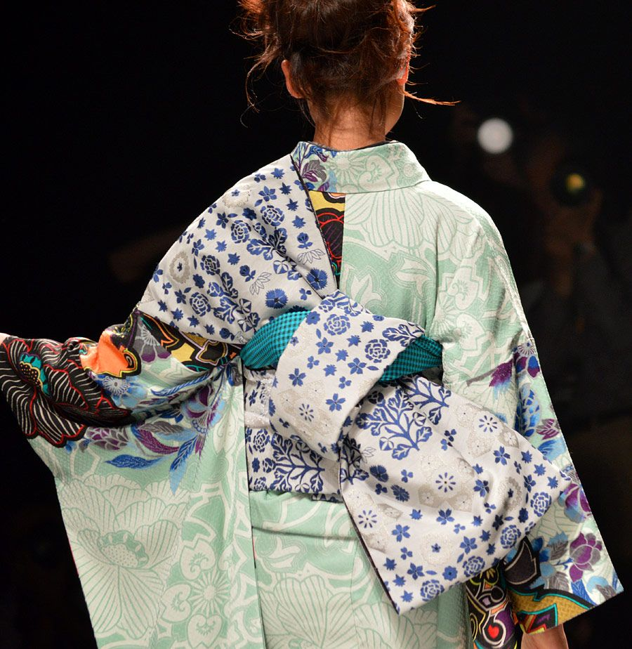 trends tourism tokyo fashion week tokyo style roppongi men jotaro saito JFW fashion brands