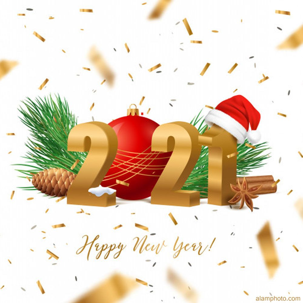 خلفيات رأس السنة 2021 عالم الصور Happy New Year Background Christmas Crafts Diy Christmas Wishes