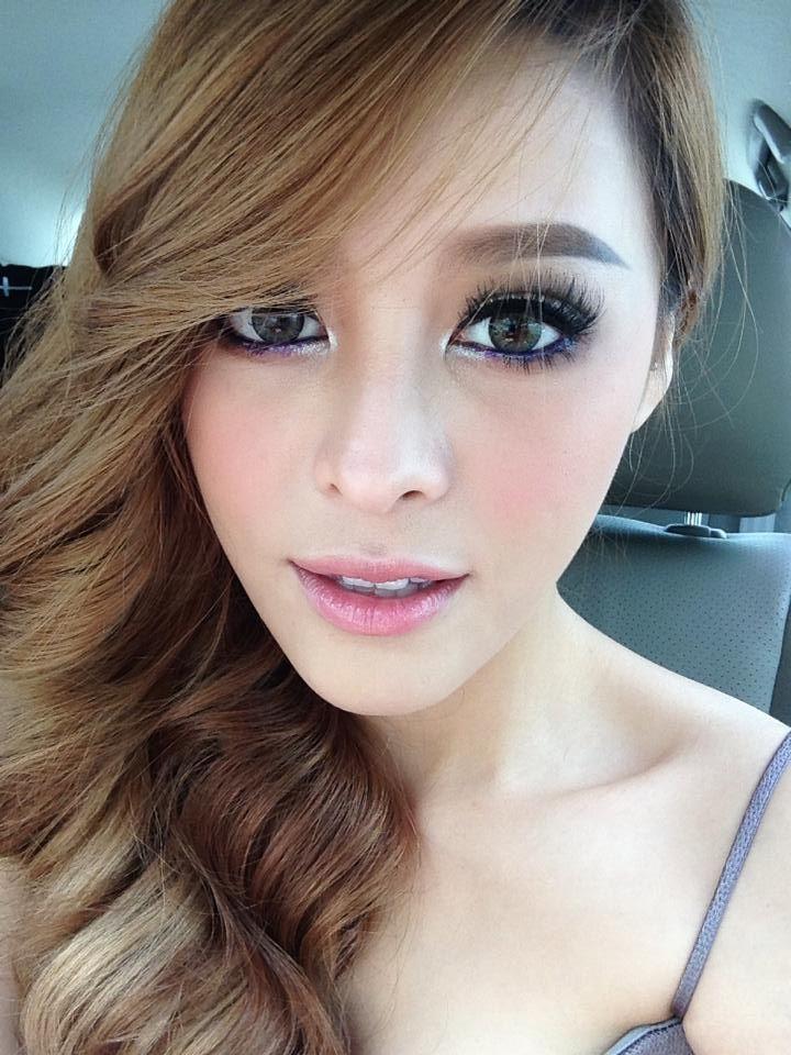 pearypie thailand makeup artist Asian makeup trends