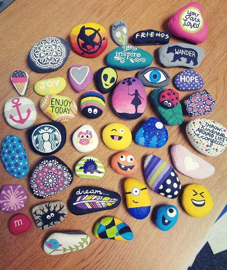 Fantastische 20+ Painted Rockmusik Betriebsart Ideas with Quotes You Can Do #steinebemalenkinder