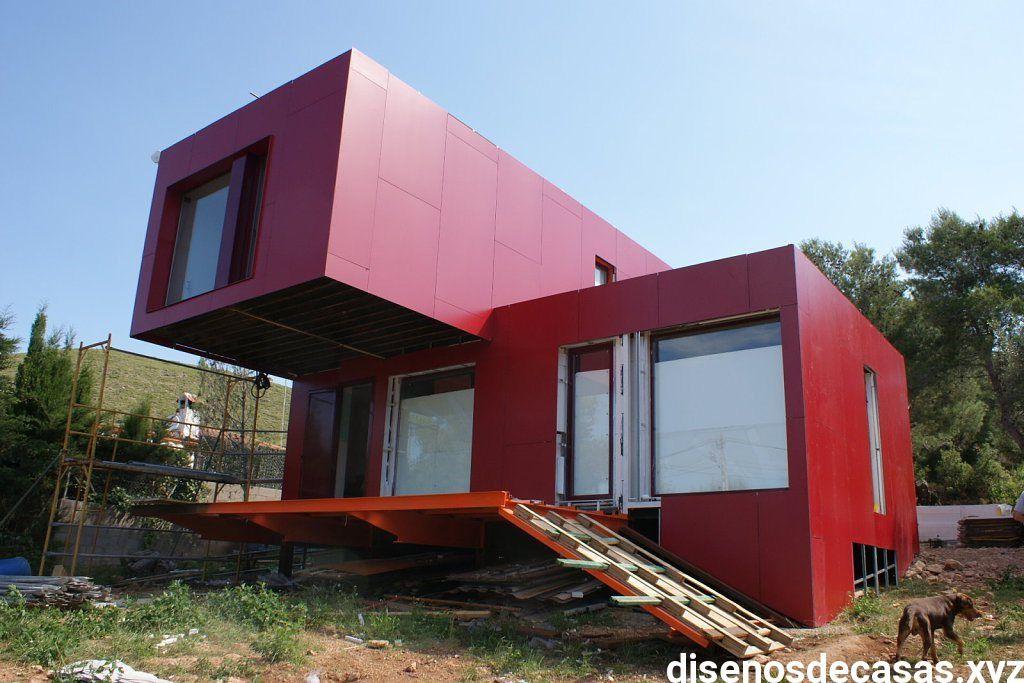 Casa de contenedores maritimos contenedores pinterest - Contenedores maritimos para vivienda ...
