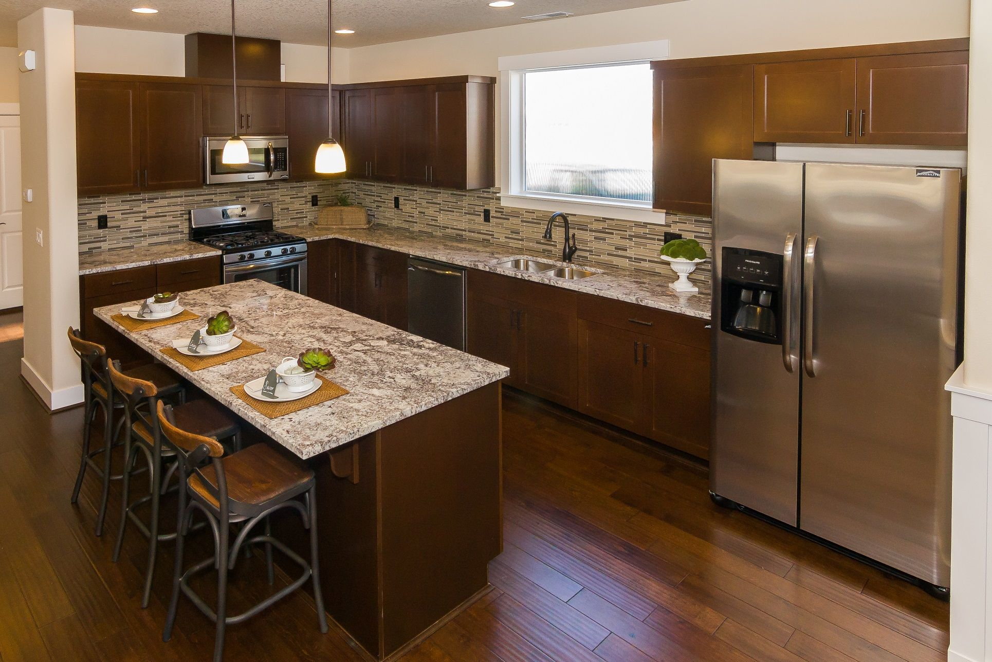 Laurel Kitchen at Bethany Creek Falls in Portland, OR. #NewHomes ...