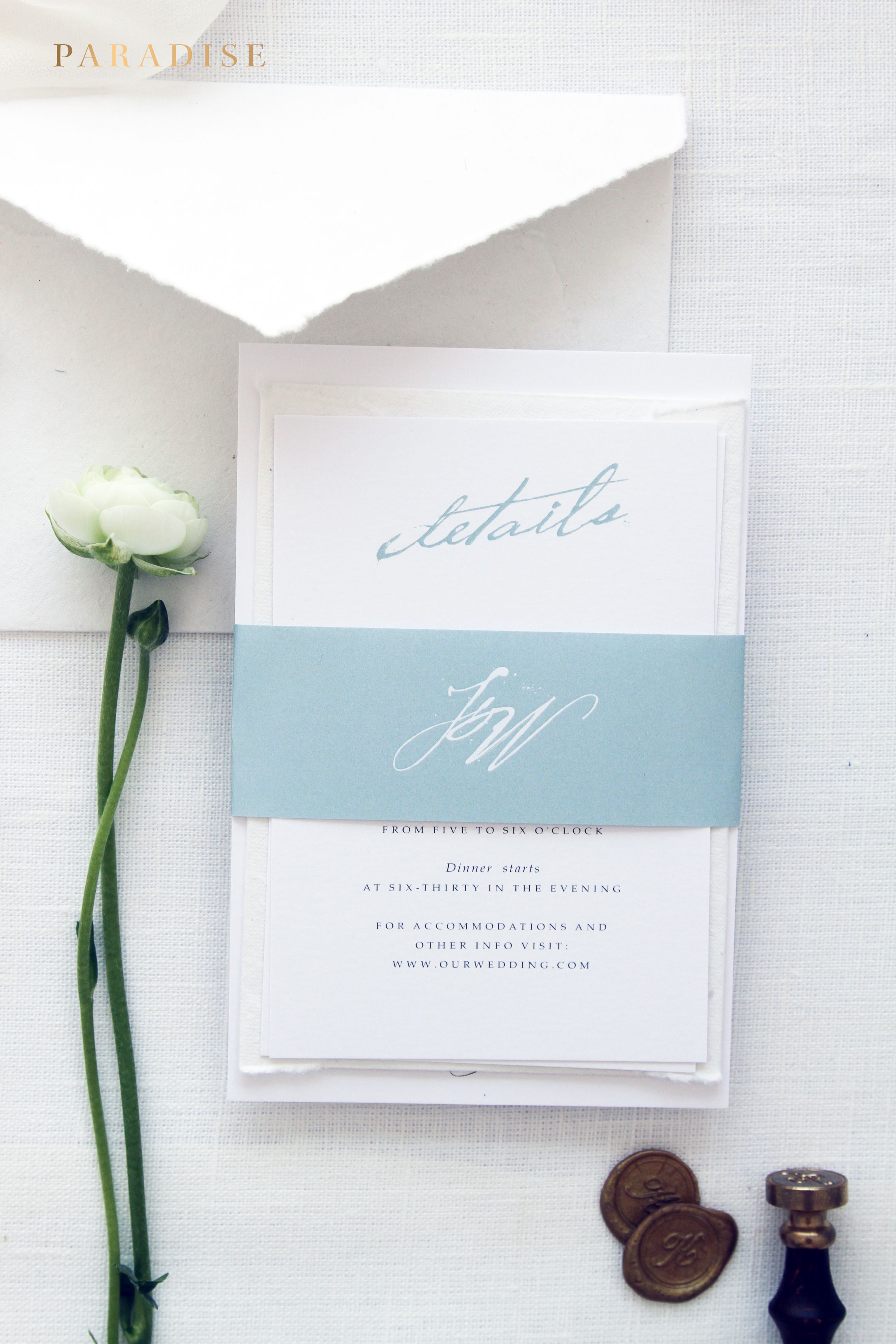 Printable Wedding Invitation Kits. Wedding Invitation Downloads ...