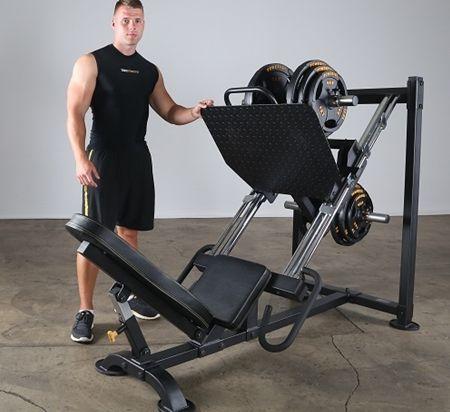 Powertec leg press p lp gifts leg press no equipment