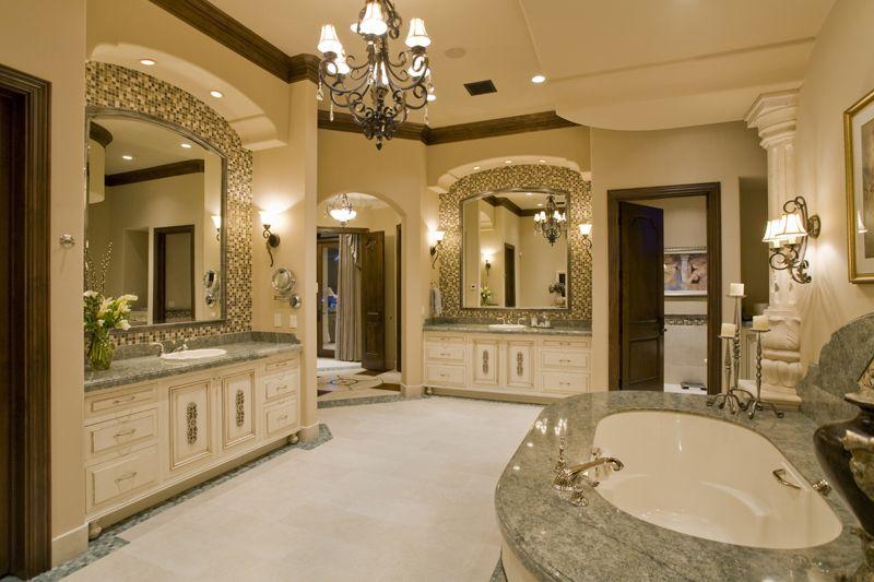 Dream Master Bathroom Vanity
