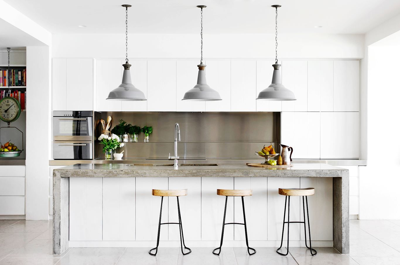 Gallery The Latest Luxury Kitchens Home Pinterest
