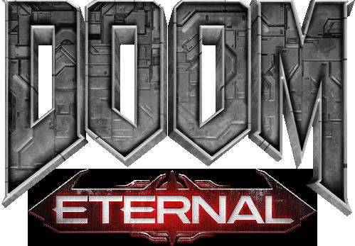 Made An Eternal Logo With The Doom 3 Part Of Doom Just A Small Mockup Doom Doom Doom 3 Cinematic Trailer