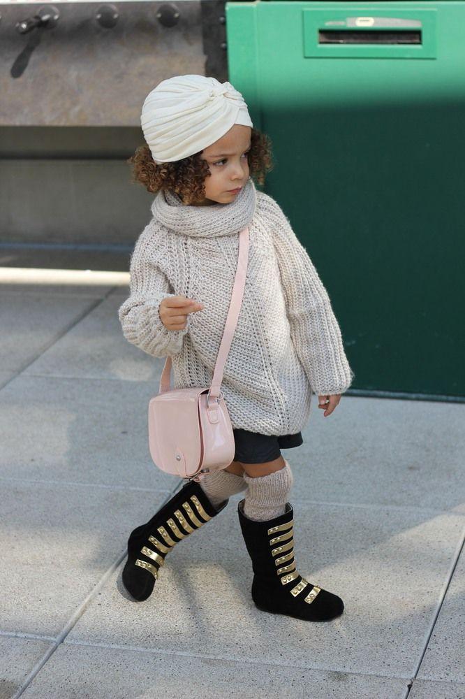 72d1b1055d2f Fierce 3-Year-Old Fashionista Is Taking Instagram By Storm | cute <3 ...