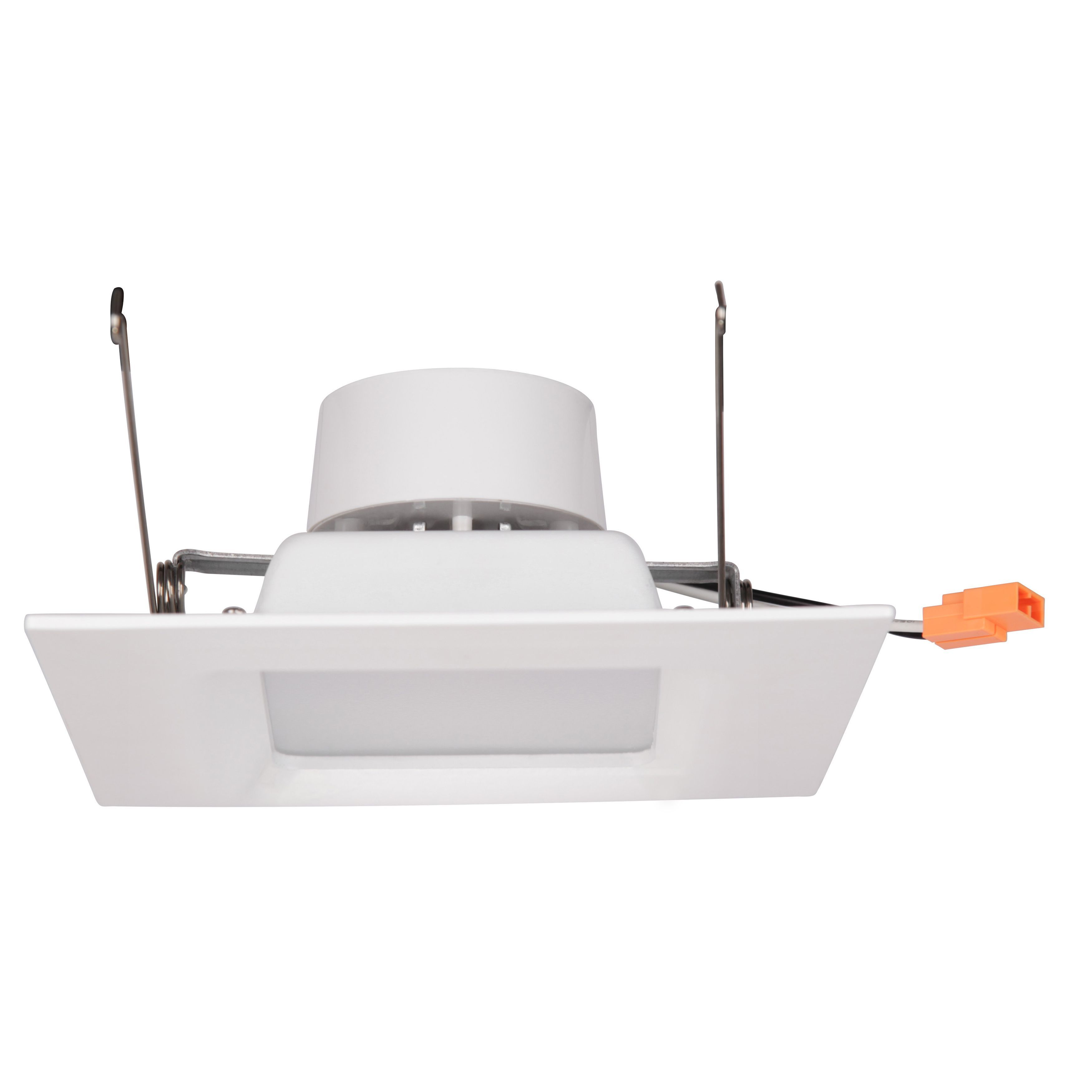 Goodlite 6 inch square retrofit dimmable ul listed 16w 120w goodlite 6 inch square retrofit dimmable ul listed 16w 120w replacement 1200 lumen led recessed lighting fixture pack of 5 3000k warm white acrylic aloadofball Choice Image