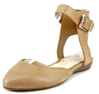 8ac877082788 Jessica Simpson Loranda Open Toe Leather Gladiator Sandal