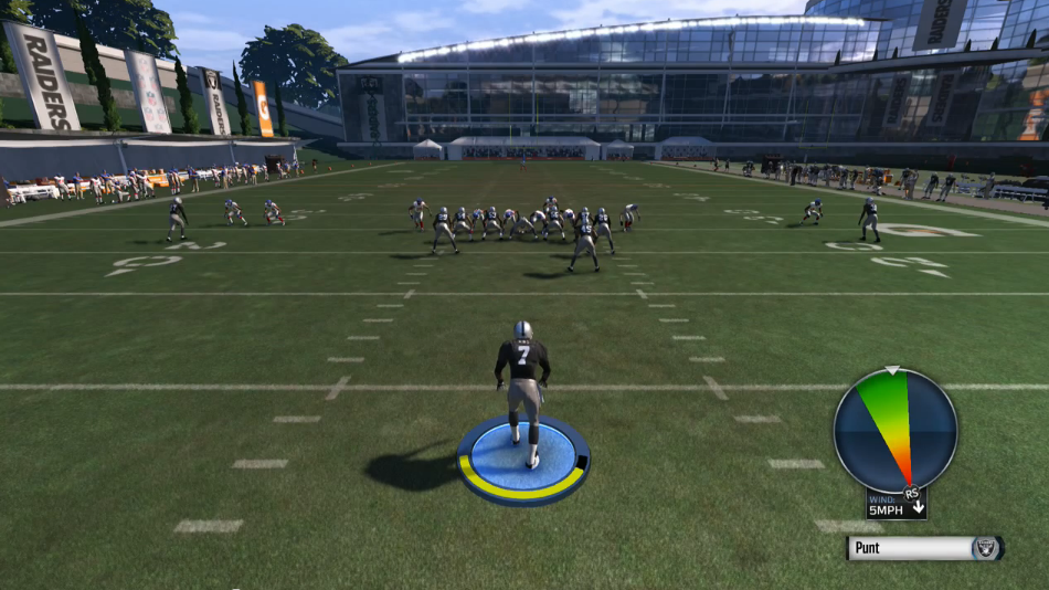 Madden Punting Strategy The Low Bouncer MaddenSchool