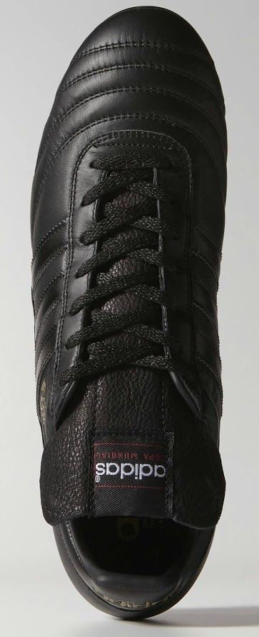55ce719296f3b7 Blackout Adidas Copa Mundial Boot Released - Footy Headlines ...