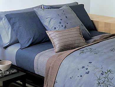 Bamboo Flower Bedding Collection Calvin Klein Home Home Decor Calvin Klein Bedding Bed Linens Luxury