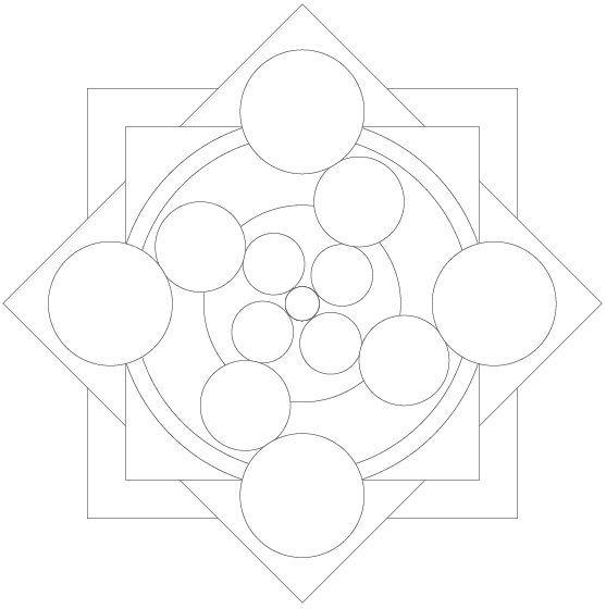 Zentangles free starting templates | Found on kalacreative.com | Edu ...