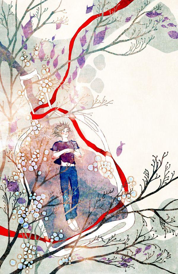 Editorial illustration by Khoa Le