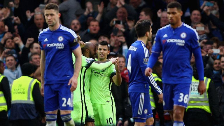 """Graeme Souness thinks Chelsea need several summer signings to reinvigorate their squad after a display """"bordering on disgraceful"""" against Manchester City."""