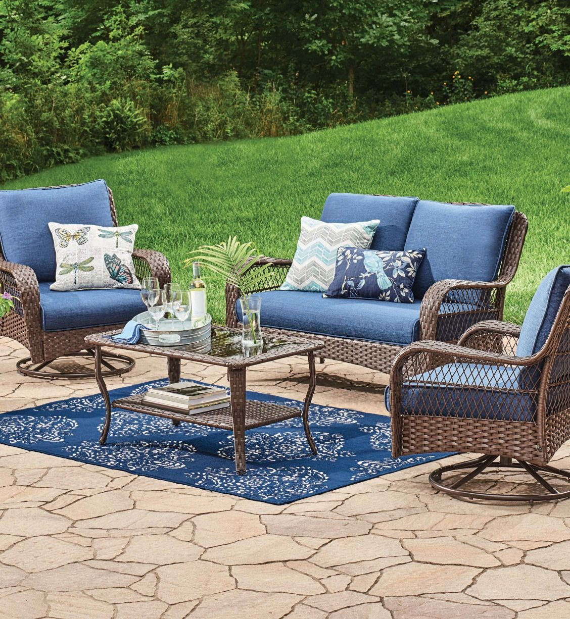 magnificent better homes and gardens englewood heights. Colebrook Collection  Outdoor Living Pinterest Walmart and