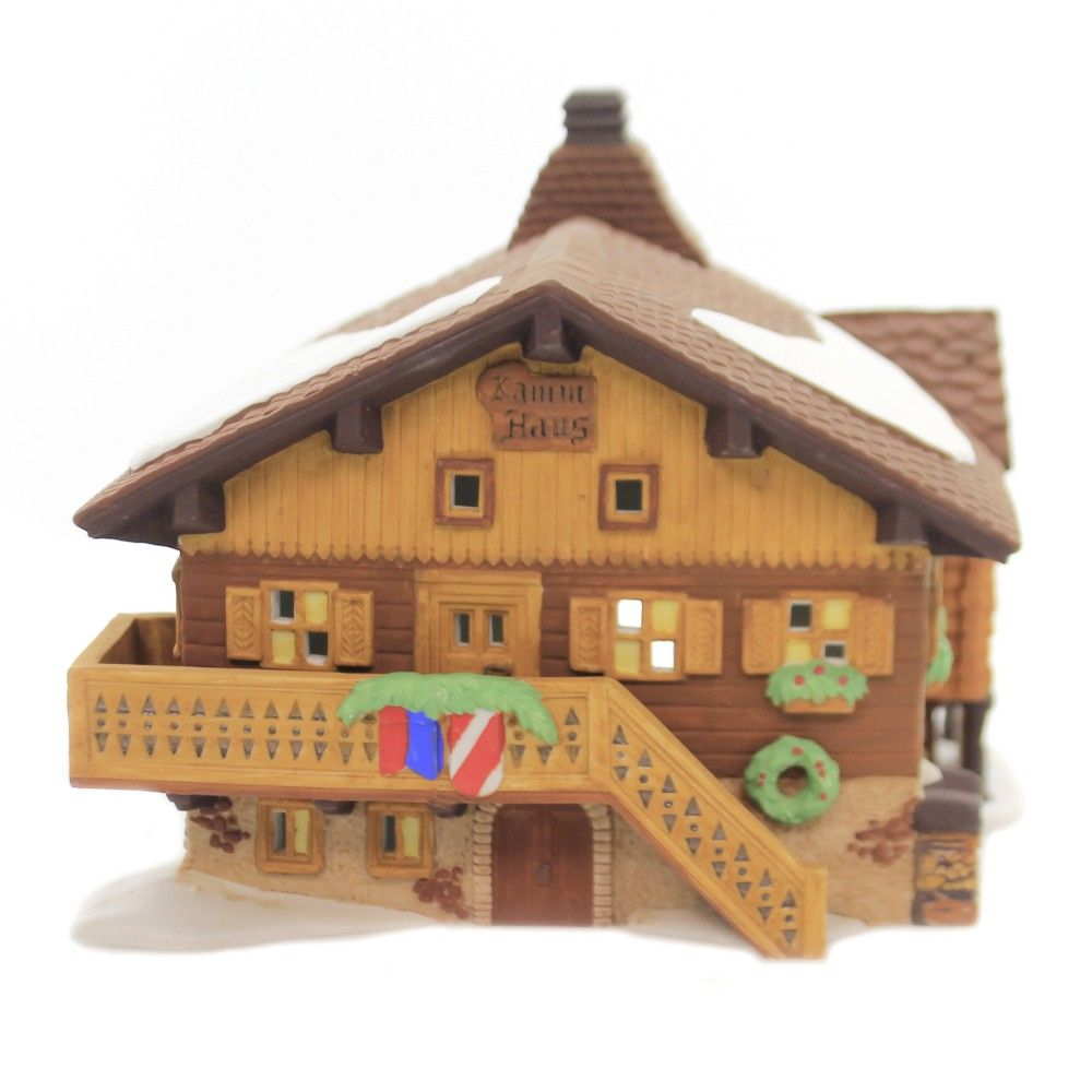 Department 56 House 5.5 Kamm Haus Alpine Village