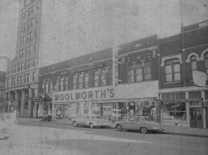 Woolworth S Waterloo Iowa Photo Cedar Falls Iowa