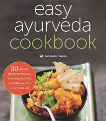 The easy ayurveda cookbook pdf cookbooks pinterest easy the easy ayurveda cookbook pdf forumfinder Images