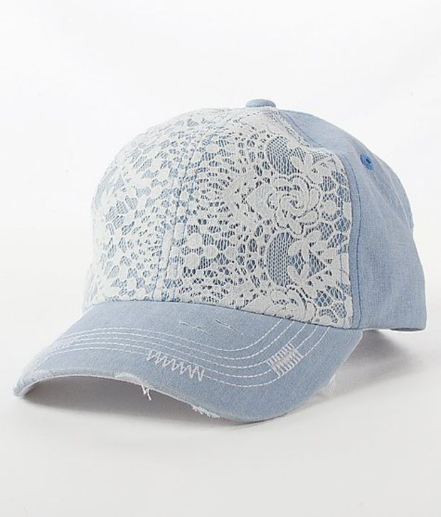 Lace Overlay Hat - Women s Hats  6479fd89f76