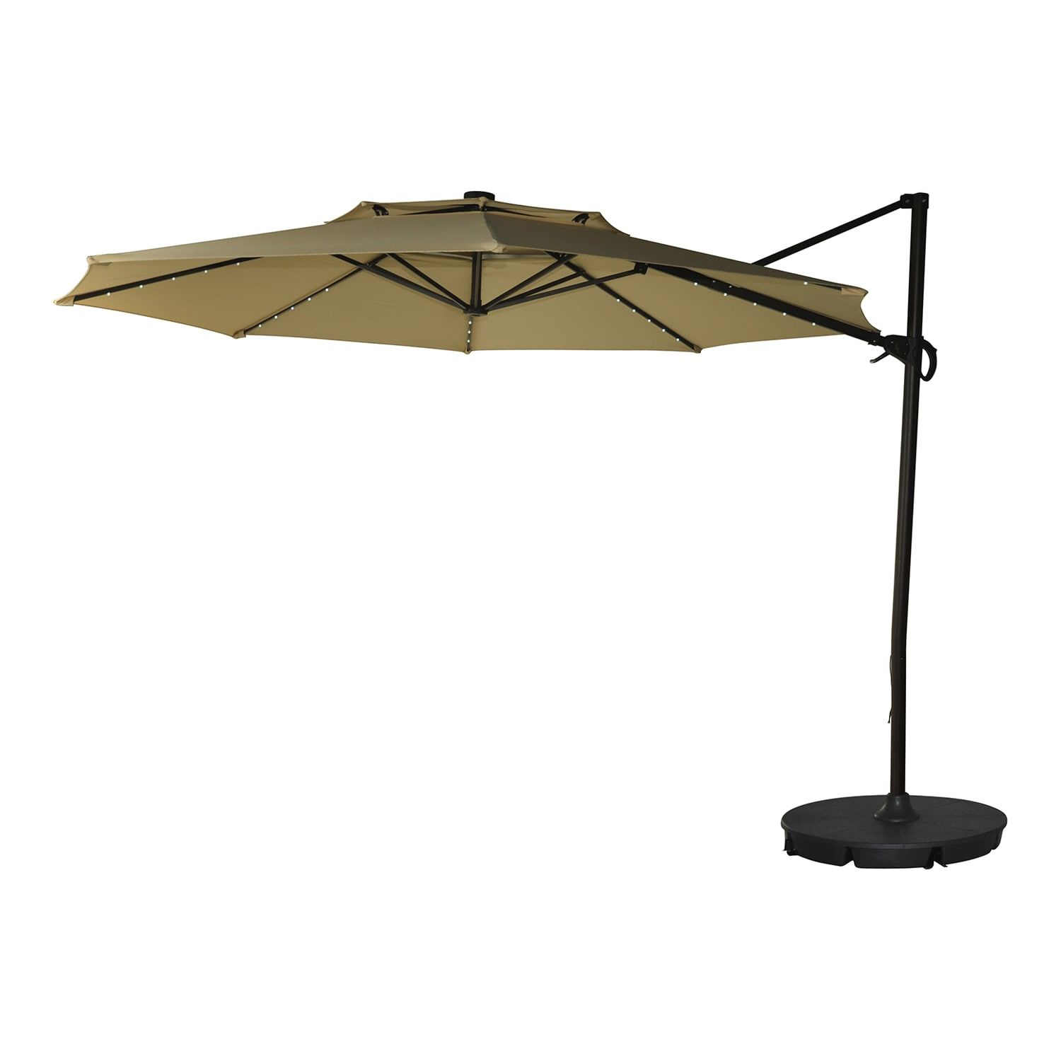 Sonoma Goods For Life 11 Ft Solar Led Cantilever Patio Umbrella Affiliate Ft Affiliate Life Sonoma Cantilever Patio Umbrella Patio Umbrella Solar Led
