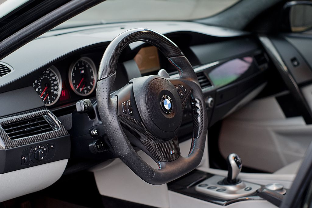 I Will Need To Get This Agency Power Sport Steering Wheel Bmw M5