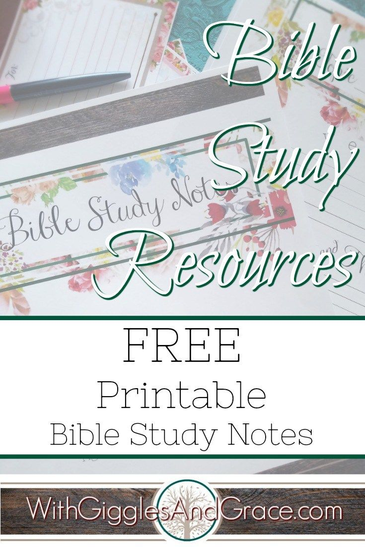Bible Study Resources   My Giggles & Grace Posts   Bible studies for