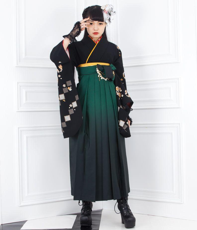 #袴  kimono  hakama