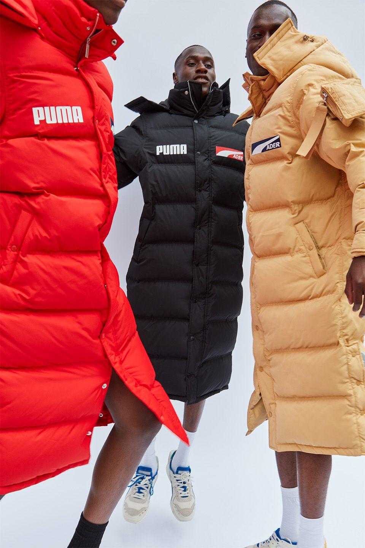 Puma X Ader Error Collection Release Date Price Info Leather Jacket Men Men Street Look Mens Winter Fashion [ 1440 x 960 Pixel ]