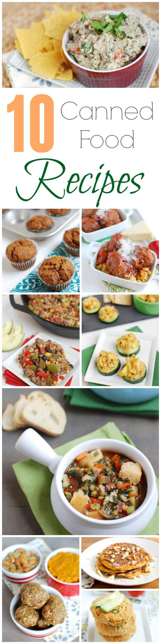 Canned food recipes healthy living recipes recipes and food food forumfinder Images