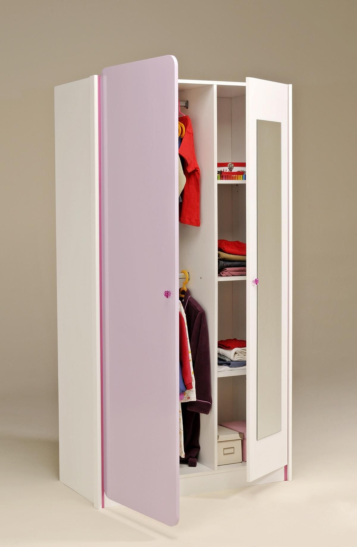 Kleiderschrank Sweety Locker Storage Baby Bed Storage