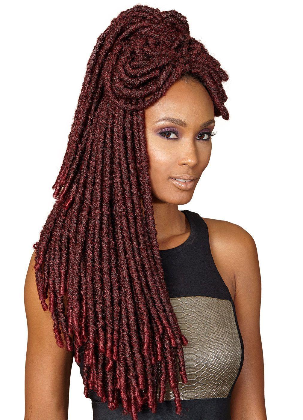 Bobbi boss african roots braid collection senegal bomba dread