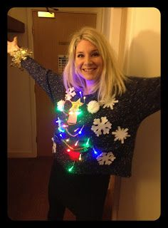 Make Your Own Christmas Jumper Xmas Jumpers Christmas Jumper Day Cheesy Christmas Jumpers