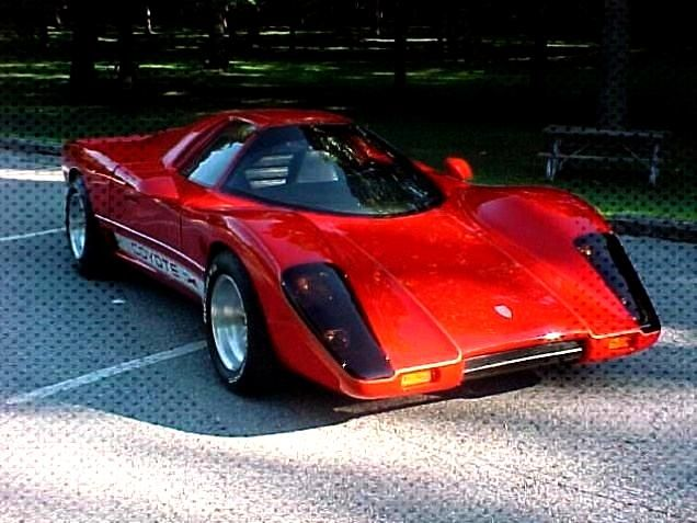 X supercar from Hardcastle and McCormick - its not built on the Manta Montage kit BTW.Coyote X sup