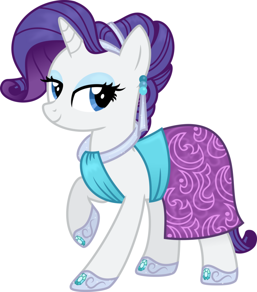 Fashionable Ponies By Spier17 On Deviantart My Little Pony Rarity My Little Pony Drawing Little Pony