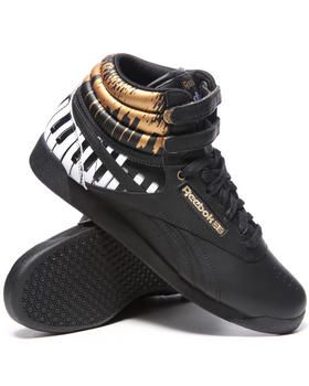 brand new 7fff7 2eacc Love this Freestyle Hi Alicia Keys Piano Sneakers by Reebok on DrJays. Take  a look and get 20% off your next order!