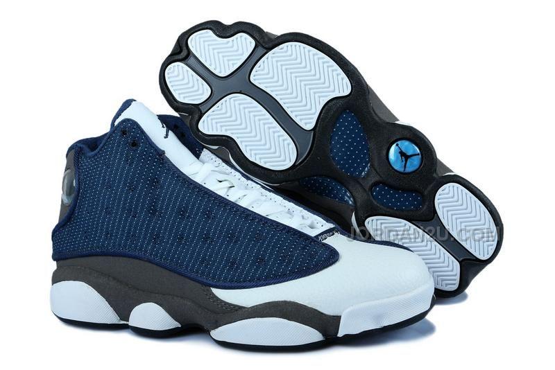 3cdf890b0587af ... grey 4821c a43e3 uk womens air jordan retro 13 flint french blue  university blue flint price 85.00 new air ...