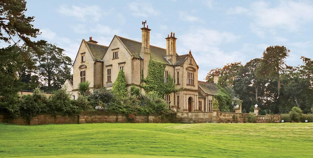 Bagden Hall West Yorkshire Wedding Venue From Thenuptial