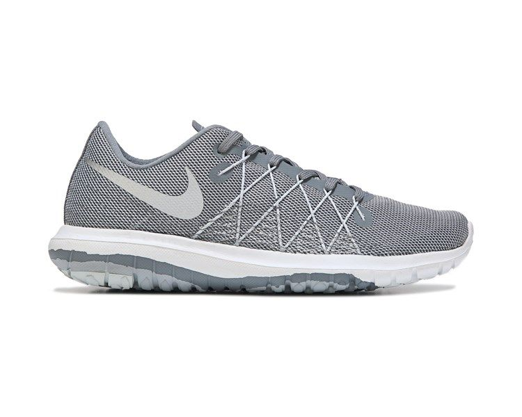Nike Flex Fury 2 Running Shoe Grey/Silver