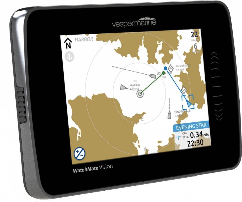 Vesper Marine WatchMate Vision class B AIS Vesper