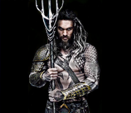 First official look at Aquaman!