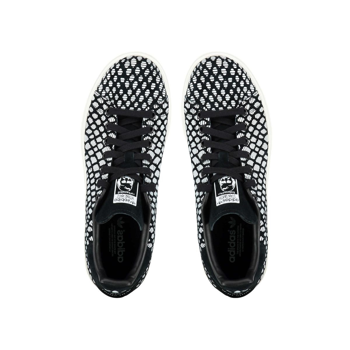 adidas stan smith femme noire 39