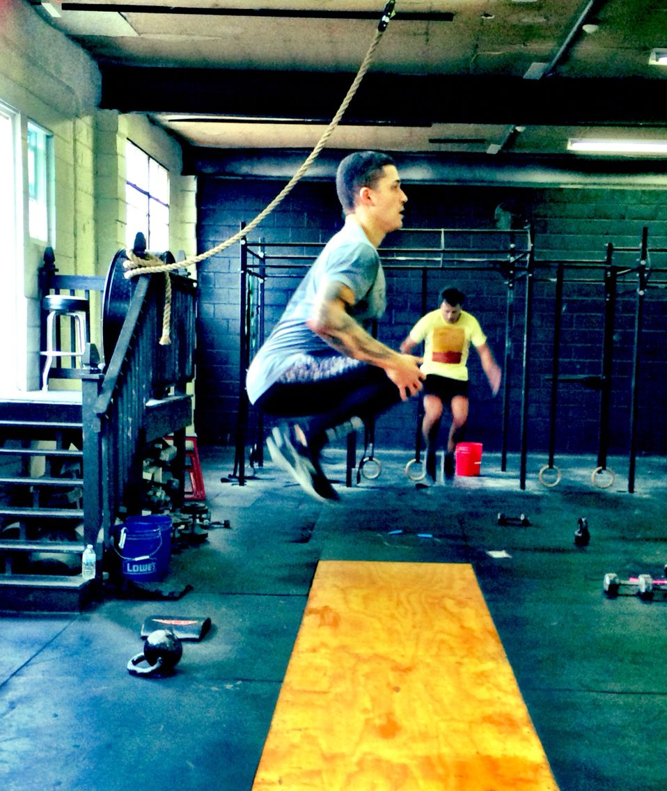 """Wednesday G-C (long & no BB) Gymnastic 30sec WF HSH  (hollow) 15sec Ring Support at bottom (in hollow) 10sec Rt Arm hang 30sec Hollow Hold 15sec Pull-up Hold (hollow) 10sec LT arm hang 5min TL  Conditioning """"Moonshine"""" 30 KB Snatches 53/35# - alt arms 30 Air Squats 30 Ring Dips 60 Double Unders 40 KB Sit-ups 53/35# 40 Jump Squats 40 Ring Push-ups 80 Double Unders 50 KB Swings 53/35# 50 Jump Tuck 50 Ring Rows 100 Double Unders"""