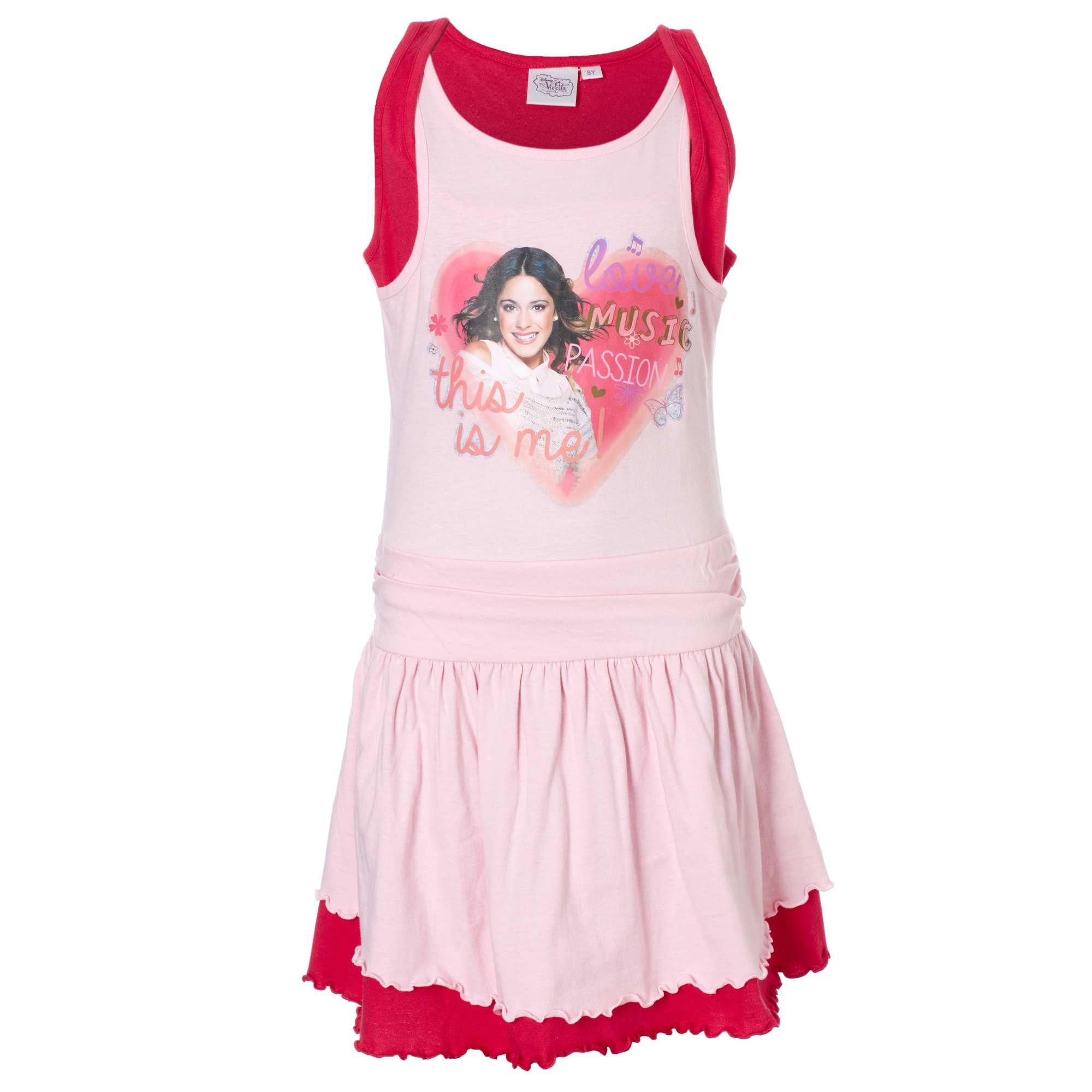 Kiabi robe rouge fille