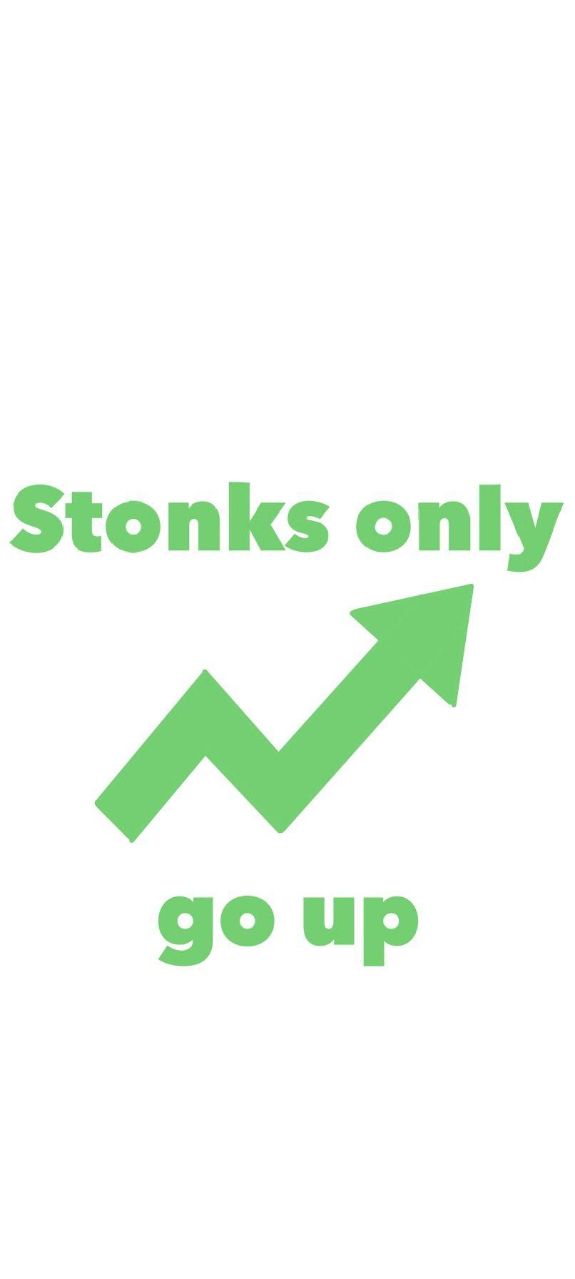 Stonks Meme Investing Wallpaper In 2020 Investing Memes Stock Market